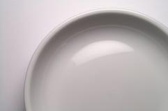 пустая плита Стоковые Фото