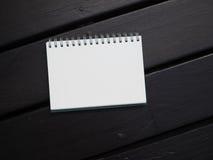 Пустая предпосылка белой книги Стоковые Изображения