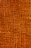 Пустая предпосылка, покрашенная ржавчина, холст, вертикальный Стоковая Фотография RF