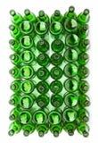 Пустая предпосылка стекла bottles.abstract Стоковое фото RF