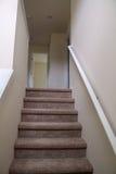 Пустая прихожая лестниц Стоковое фото RF