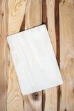 пустая плита деревянная Стоковые Изображения RF
