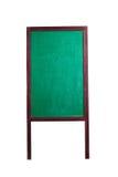 Пустая рамка доски и древесины Стоковое Изображение RF