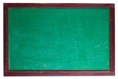 Пустая рамка доски и древесины Стоковая Фотография