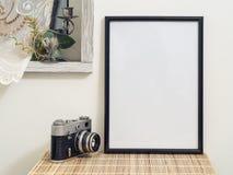Пустая рамка для надписи Стоковые Изображения RF