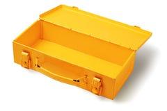 Пустая резцовая коробка Стоковые Фотографии RF