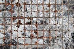 пустая решетка Стоковые Фотографии RF