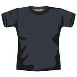 пустая рубашка t Стоковое Фото