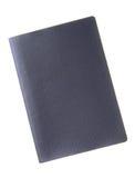 Пустой пасспорт Стоковая Фотография