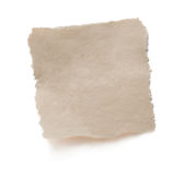 пустая старая сорванная бумага стоковые изображения
