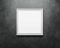 пустая стена изображения рамки стоковые изображения rf