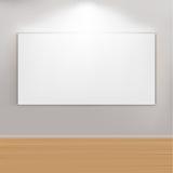 пустая стена картин рамки Стоковые Изображения RF