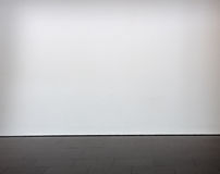 пустая стена Стоковые Изображения