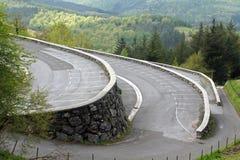 Пустая стоянка автомобилей Стоковые Изображения RF