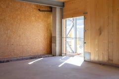 Пустая строительная площадка стоковые фото