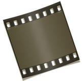 пустая съемка недостатка filmstrip Стоковые Изображения RF