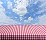 Пустая таблица Стоковая Фотография RF