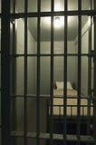 Пустая тюремная камера Стоковые Изображения