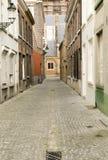 Пустая улица Стоковые Изображения