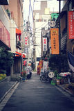пустая улица Стоковое Фото
