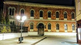 пустая улица Стоковые Фотографии RF