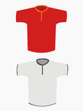 Пустая футболка Стоковое фото RF