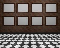 Пустая штольн изображений Стоковое Фото