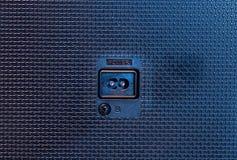 Пустая электрическая штепсельная вилка Стоковые Фотографии RF