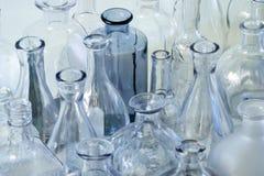 Пустое бутылочное стекло Стоковое Фото
