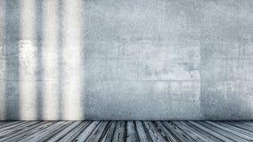 Пустое крытое Стоковое Изображение