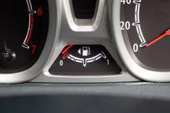 Пустое масло в автомобиле Стоковое Изображение RF