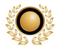 пустое медаль иллюстрация штока