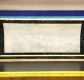 Пустое метро, предпосылка Стоковые Изображения