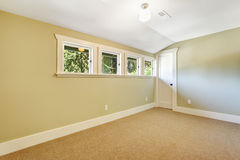 пустое окно комнаты Стоковая Фотография RF