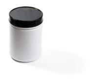 пустое олово фото Стоковые Изображения RF
