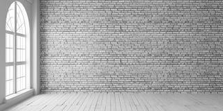 Пустое пространство студии или офиса Стоковые Фотографии RF
