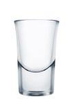 пустое стекло Стоковое фото RF
