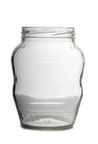 Пустое стекло раздражает одно Стоковые Фото