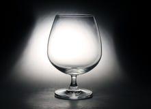 Пустое стекло Стоковые Изображения