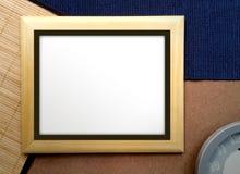 пустое фото рамки Стоковое Изображение RF