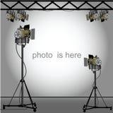 пустое фото фотографическое Стоковое фото RF