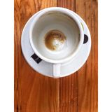 Пустое coffey стоковое фото