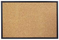 Пустое corkboard. Стоковое Изображение RF