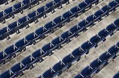 Пустой бейсбольный стадион Стоковые Изображения RF