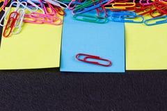 пустой вектор листа бумаги иллюстрации Стоковое фото RF