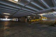 Пустой гараж в Йорке, Пенсильвании Стоковые Изображения