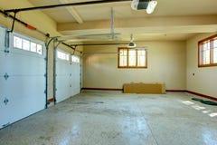 Пустой гараж. стоковые изображения rf