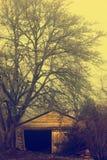 Пустой гараж Стоковое Фото