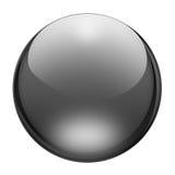 пустой графит кнопки Стоковая Фотография RF