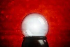 Пустой глобус снежка стоковое фото